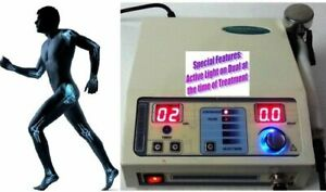 Model Compact Ultrasound Therapy Unit 1 Mhz Pain Relief Therapy Machine