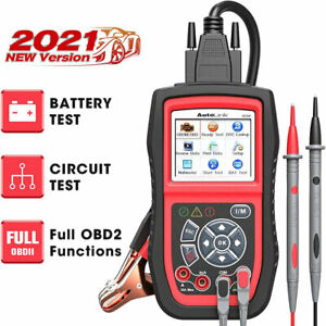 Autel Autolink Al539b Battery Electrical Circuit Tester Obd2 Code Reader Scanner