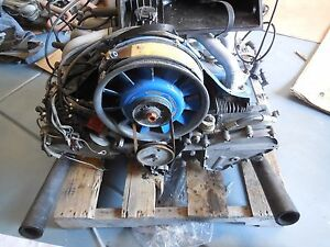 Porsche 911 S 2 7 L Engine 627 5937 Type 911 85