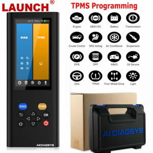 Launch X431 Aidiagsys Obd2 Diagnostic Tool Auto Scanner Engine Tpms Programming