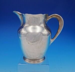 Skylark By Kirk Sterling Silver Water Pitcher 210a 8 Tall 24 06 Ozt 3553