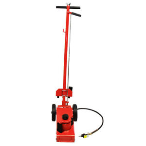 Air Hydraulic Floor Jack 35 Ton Lifting Limit 77000 Lbs