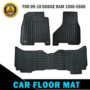 Carpet Floor Mats For Car Classic Carpet For 2009 2018 Dodge Ram 1500 2500 3500