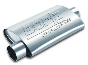 Borla 40359 Pro Xs Muffler 3 Inch Inlet And Outlet