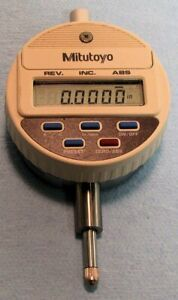 Mitutoyo Electronic Indicator 0 500 Inches Model 543 110b