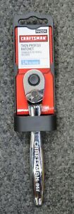 Craftsman 944994 Ratchet Quick Release Thin Profile 1 4 Drive 44994