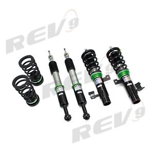 Rev9 Power Hyper Basic Coilovers Lowering Suspension Mazda 3 Speed 3 04 09 New