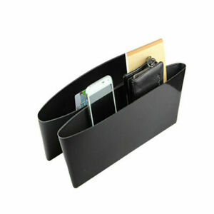 Auto Car Seat Crevice Box Storage Coin Wallet Phone Organizer Gap Pocket Stowing