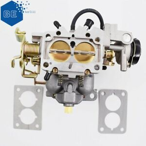 Carburetor For Jeep 2 barrel Bbd 6 Cyl 4 2l 258cu Engine Carb Type Rpw Usa