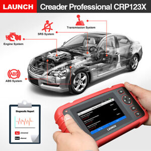 Premium Obd2 Diagnostic Scan Tool Android Wifi Auto Scan Code Launch Crp123 X