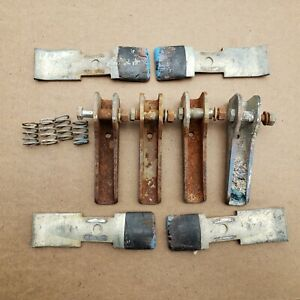 Scaffold Caster Brake Parts For Old 8 Colson Wheel