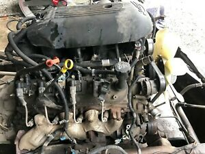 Lm7 Chevrolet 5 3 Engine Dropout With Full Accessories Oem 140k Low Miles
