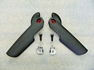 Latch Kit 14 Up C7 Corvette Roof Top Panel Transparent Or Solid Handle Front