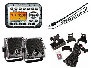 John Deere Mini Radio Kit For Equipment Equiped With Rops