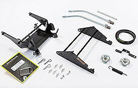 X300 Series And X500 Series Snow Blower And Front Blade Compatibility Kit