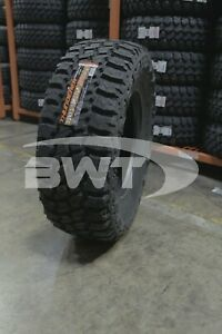 5 New 35x12 50 17 Thunderer Trac Grip M t Mud 12 50r R17 Tires