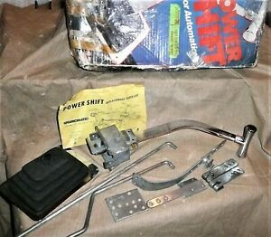 Vintage Sparkomatic Automatic Power Shift Shifter Hot Rod Ps5