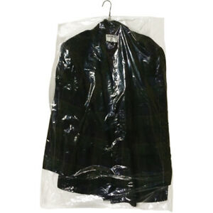 Office Industrial Supplies Durable 0 6 Mil Clear Garment Bags