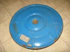 1965 1966 Mustang 289 Air Cleaner Lid 17 Cover
