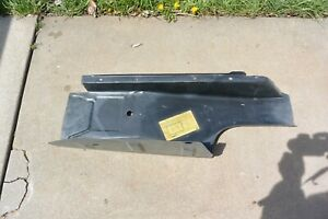 Nos 1969 Mustang Shelby Trunk Floor Section C9zz 6511219 A Lh