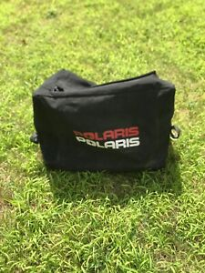 Polaris Atv Bag With Hard Bottom And Straps. Best Offer