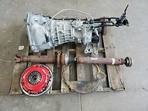 2007 2009 Mustang Shelby Gt500 6 Speed Transmission Tremec Tr 6060