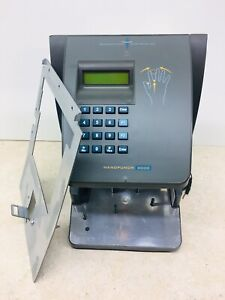 Recognition Systems Handpunch 3000 Biometric Hand Reader Hp 3000 Palm Reader