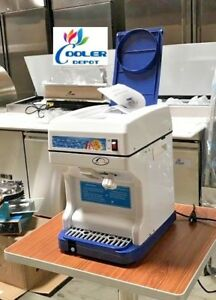 Ice Cube Shaver Si21 commercial Shaved Ice Machine Ice Cube Shaver Snow Cone