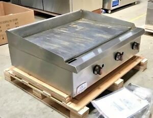 Nsf 36 Manual Griddle Cd mg36 gas Griddle Flat Top Grill Stove Propane