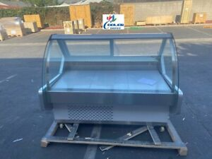 Meat Display Mc60 refrigerated High Deli Meat Display Seafood Case Fish Cabinet