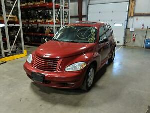 Engine Out Of A 2005 Chrysler Pt Cruiser 2 4l Motor With 66 889 Miles