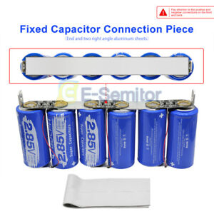 17v566f 3pcs 3pcs diy Farad Super Capacitor 2 85v3000f Car Backup Power Capacity