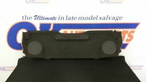 10 Chevy Corvette C6 Convertible Closeout Panel With Speakers