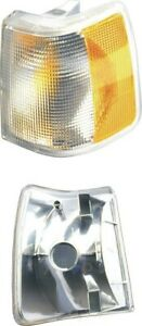Turn Signal Light Assembly Fits 1990 1995 Volvo 940 740 960 Uro Parts