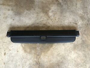 Bmw E70 Rear Cargo Cover Black X5 Oem 2007 2013