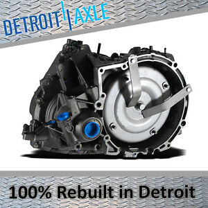 2011 2013 Ford Transit Connect Rebuilt Transmission 4f27e 4 speed Automatic