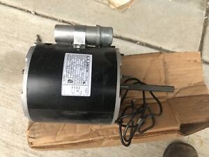 A o Smith F48z15a13 Blower Motor 1 2hp 850rpm Single Phase 115v