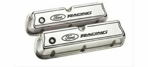 Proform Ford Racing Licensed Aluminum Valve Covers 302 001 Ford Small Block V8