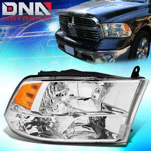 For 2009 2018 Dodge Ram Truck 1500 Factory Style Headlight Lamp Assembly Right