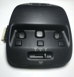 1998 2004 Cadillac Seville Sts Sls Factory Over Head Console Map Lights Homelink