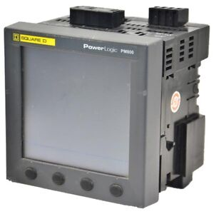 Pm870 Schneider Electric Power Meter W Integrated Display sa