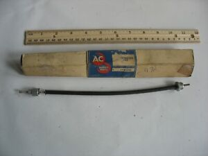 Nos Ac Cruise Control Speedometer Cable 1585205 Dodge Plymouth Gm 1950s 1960s