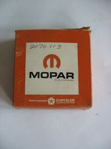 New Nos Mopar Dodge Plymouth Chrysler Rear Axle Pinion Oil Seal 2404134