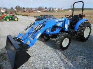 New Holland Boomer 41 Tractor