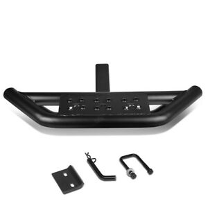 Fit 2 Receiver Truck Bed Heavy Duty Aluminum 1 8 Od Round Towing Hitch Step Bar