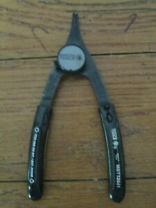 Matco Tools Cam Lock Retaining Ring Pliers Mst12041
