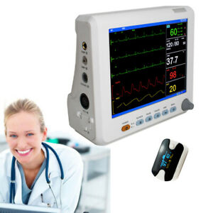 Ups Portable Patient Monitor Vital Signs 6 Parameter Icu Ccu Vital Signs Cardiac