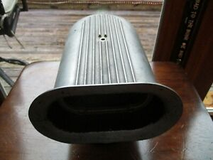 1960 S Mr Roadster Air Cleaner Carburetor Scoop Rare