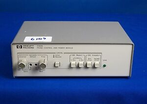 Agilent Hp Keysight 1142a Probe Control And Power Module