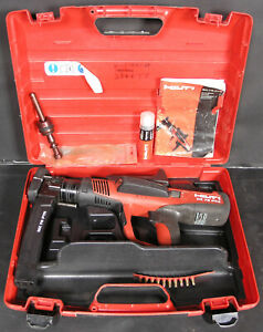 Hilti Dx 76 ptr Semi automatic Powder Actuated Tool Gun With Mx76 Ptr